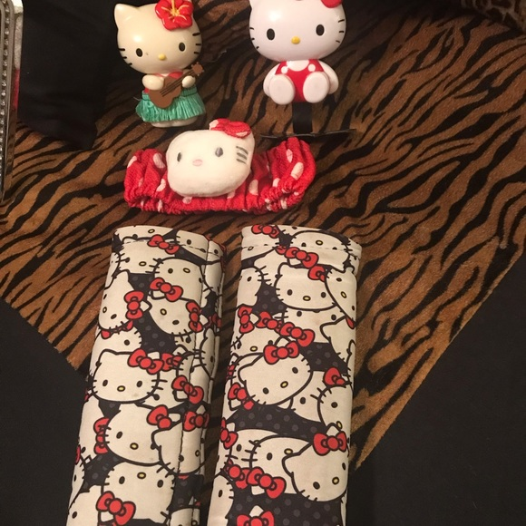 Hello Kitty Other - Hello kitty car car accessories